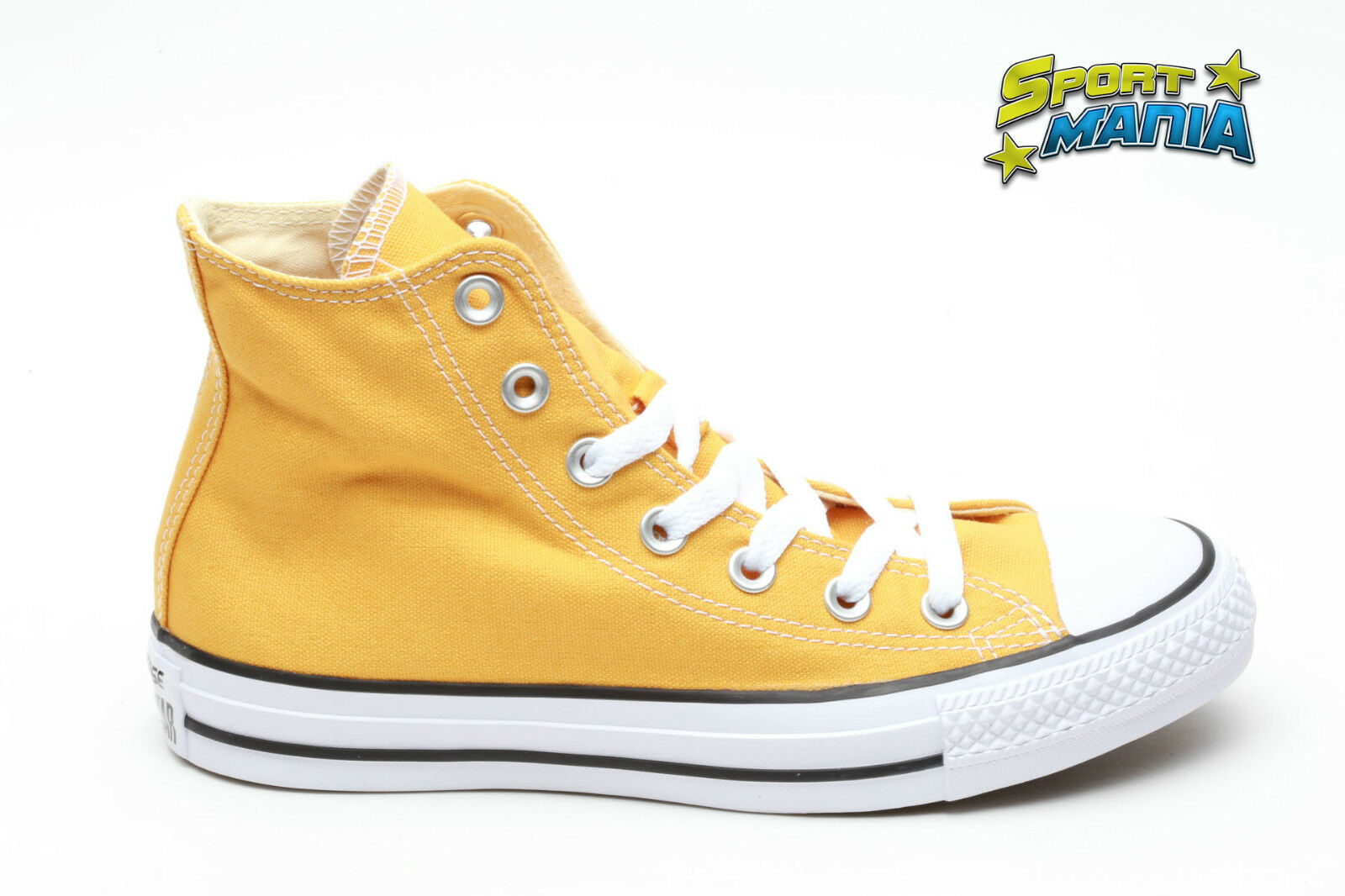 Converse Hi All Star Hi Converse Chuck Taylor Schuhe Bianco Giallo Verde Blu Sneakers 5a3f3d