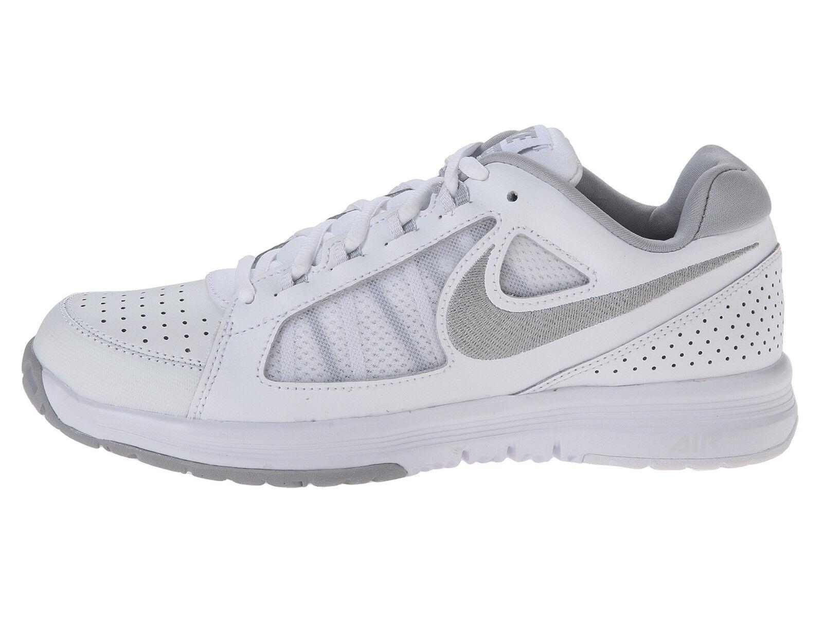 Donna, nike air vapore ace scarpe da tennis bianco argento metallico gray 8 10 11 12