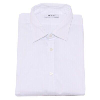 Details about  /8762K camicia uomo AGLINI DAVID SLIM FIT black//white//red cotton shirt man