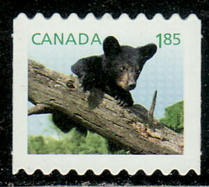 Canada-2610i-Baby-Wildlife-Definitive-From-Booklet-Die-Cut-MNH