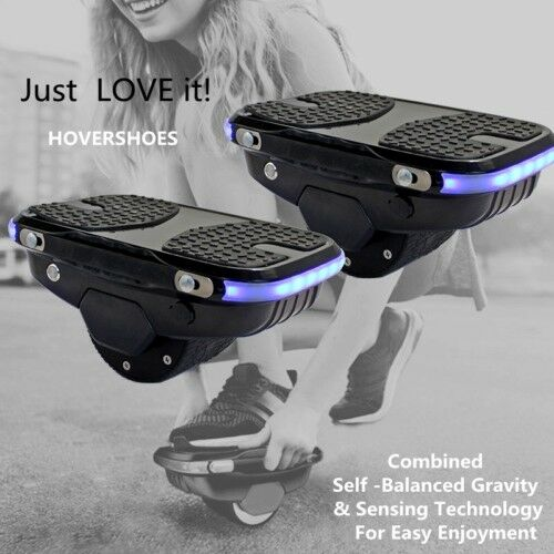 HOT! Smart Self Balancing Scooter 2 Wheel Electric Balance Board Hover Shoes