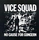 No Cause for Concern [Bonus Tracks] by Vice Squad (CD, Nov-2000, Captain Oi! Records)