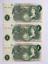 BU-1967-1970-039-s-Banca-Inghilterra-una-sterlina-1-ORIGINALE-nota-da-consecutivi miniatura 4