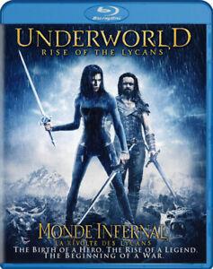 Underworld-Rise-of-the-Lycans-Blu-ray-Bil-New-Blu