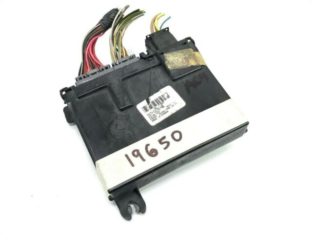 98 00 Lincoln Town Car Keyless Lh Door Entry Control Module Unit Oem For Sale Online