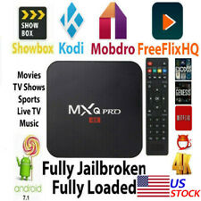 SMBOX SM1 Smart 4K Android 7 1 WiFi TV Box - Black for sale