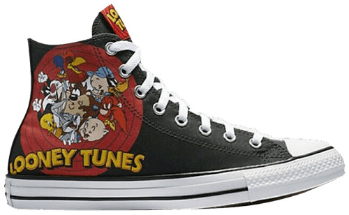 Converse Ctas Hi Looney Tunes Character
