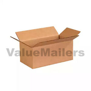 25 15x15x4 Cardboard Shipping Boxes Cartons Packing Moving Mailing Storage Box
