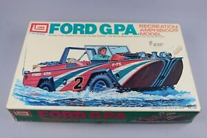 Zf1364 Imai 1/26 Maquette Voiture B-970 Ford G.p.a. Recreation Amphibious Model
