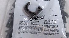 "ProFlo 1"" Half Clamp With Barb Nail PE34242 - Bag of 50"