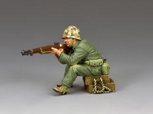KING-amp-COUNTRY-USMC026-WWII-039-BLOODY-TARAWA-039-034-U-S-MARINE-CORPS-SNIPER-034-MIB