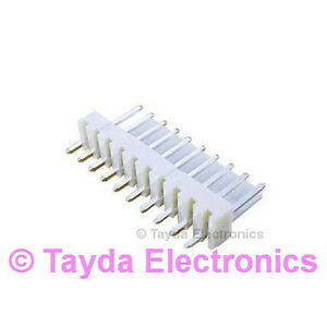 FREE SHIPPING 2 x Housing Connector 2.54mm 10 Pins
