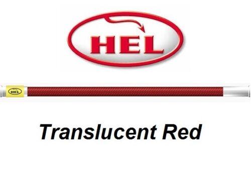 HEL Gilera Runner FXR180 SP 2000 2001 Braided Stainless Brake Line Hose