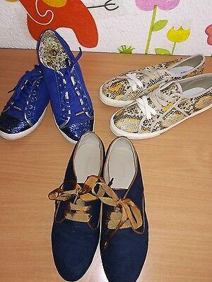 3 paar Schuhe 1x tamaris gr 40