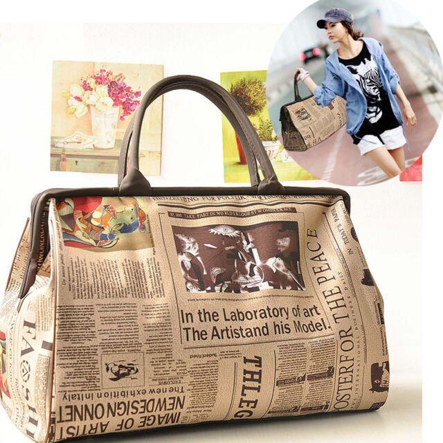New Hobo Fashion Retro Women leather Tote Handbag Shoulder Bag/Purse/Satchel Hot