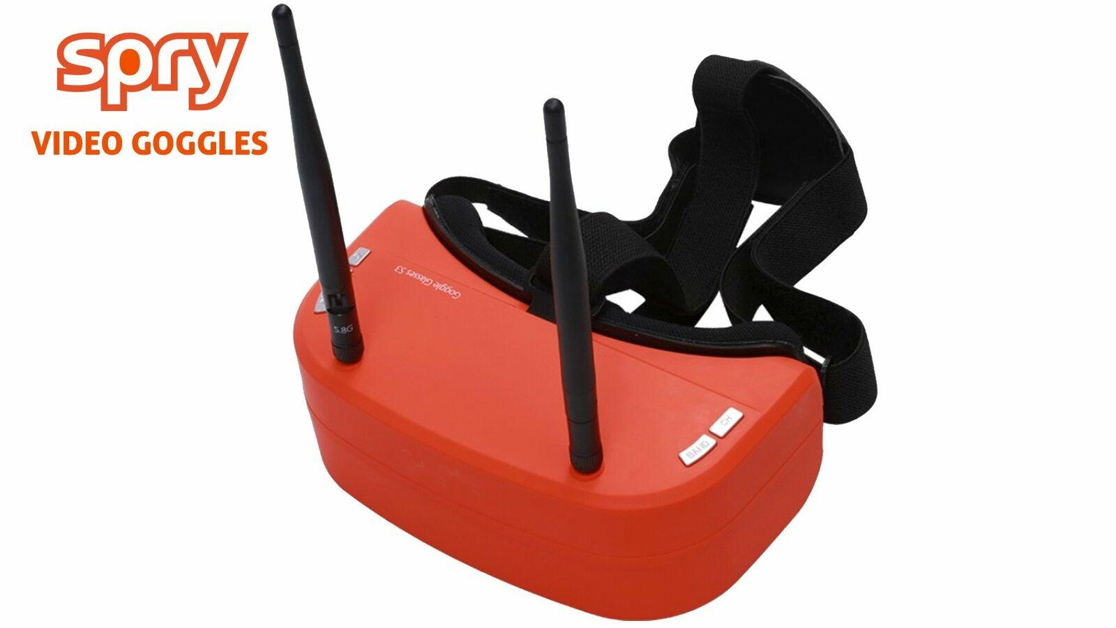 Video Goggles for Spry or  Splash Drone  ci sono più marche di prodotti di alta qualità