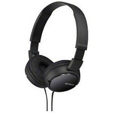 Sony MDR-ZX110BLK Studio Monitor Headphones Black
