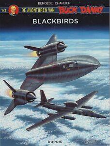 BLACKBIRDS-strip-De-avonturen-van-BUCK-DANNY-1-2-Bergese-Charlier