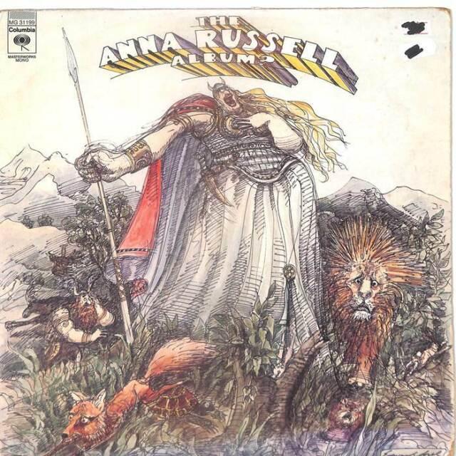Anna Russell - The Anna Russell Album? - 2 x LP Gatefold - LP Vinyl Record