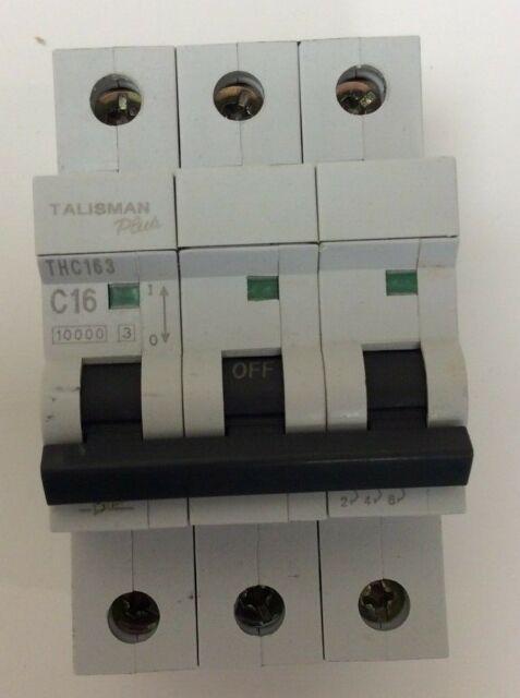 MEM memshield 2 mch316 C 16 Amp