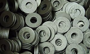 200-Hardened-1-2-USS-Flat-Washers-Grade-8-Plain-Finish-Thru-Hard