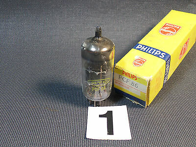 Philips/pcf86 (1)vintage Valve Tube Amplifier/nos