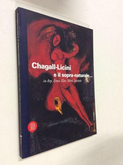 Chagall-Licini e il sopra-naturale