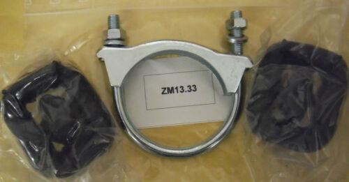 Anbausatz Endschalldämpfer Endtopf Mercedes T S124 Kombi W124 200 230 250TD