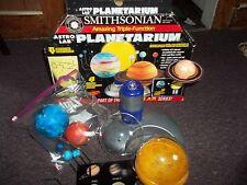 Smithsonian Astro Lab Projecting Planetarium -Amazing Triple-Function