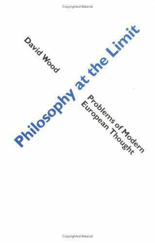 Philosophy At The Limit (Paperback)