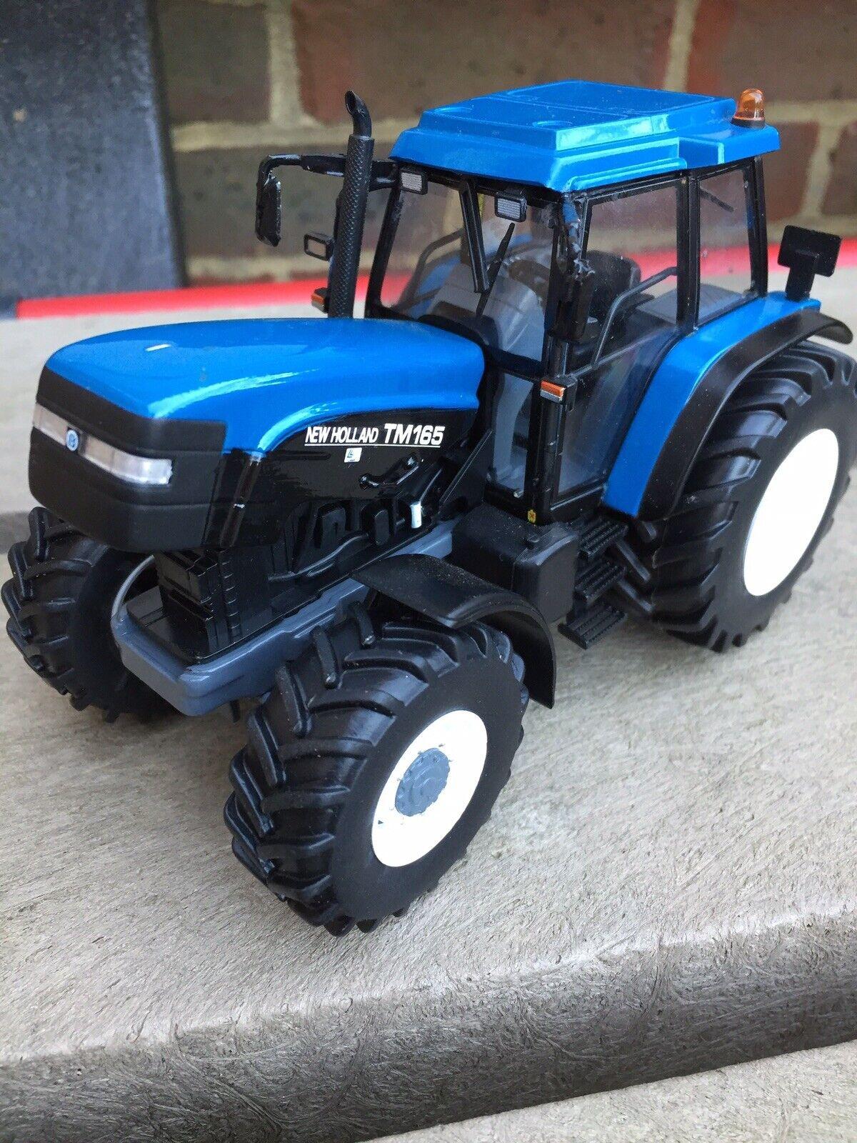 nouveau HOLLAND TM165 Tractor Conversion échelle  1 32 Farm Traktor  offre spéciale
