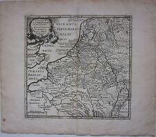 1697 GERMANIAE CISRHENANE Philipp Cluver Belgique Deutschland Netherlands Belgio