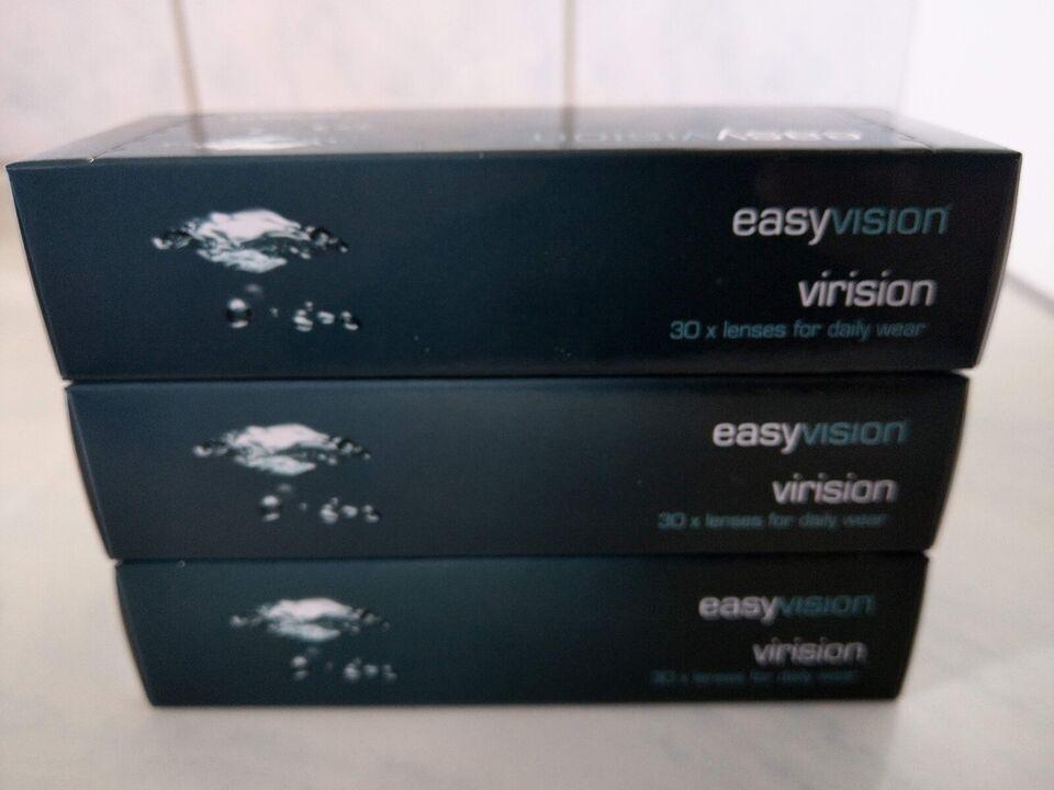 Andet, Kontaktlinser +2.25, Easyvision