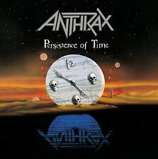 ANTHRAX : PERSISTENCE OF TIME  (CD) Sealed