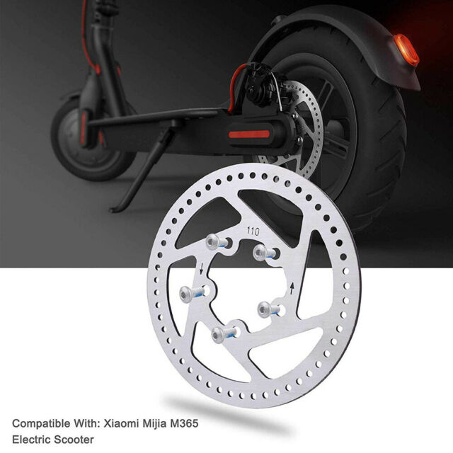 Brake disc screws colour m365 and pro xiaomi