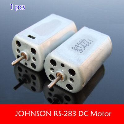 JOHNSON RS-283 DC Motor DC 12V-24V 24000RPM High Speed Large Torque DIY Car Boat