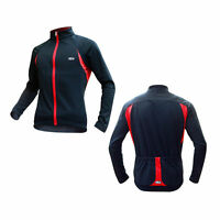 Sobike Nenk Winter Cycling Long Jersey Wind Fleece Warm Coat Jacket-Harness Top