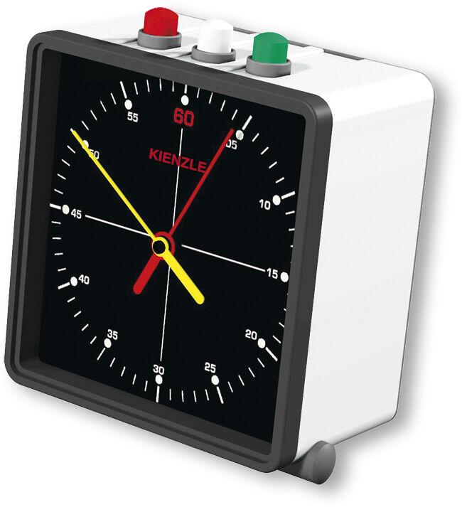 KIENZLE tavolo cronometro piccoli. specialee meccanicheGReE CRONOMETRO. 1 sec. fino a 60min.