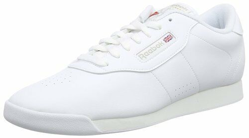Reebok Classic Princess 1475 White Comfortable Girls Womens shoes Sneakers Sizes