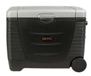 Large Electric BERG 45 Litre Cooler Cool /Warm Box Camping Beach Picnic 12V 240V