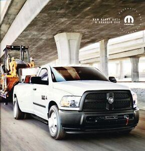 2017 Dodge Ram 1500 Original Sales Brochure Catalog NEW