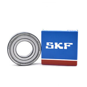 SKF 6008-2Z Deep Groove Ball Bearings 40x68x15 mm.