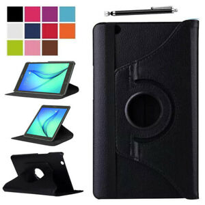 360-Rotating-Leather-Flip-Case-Cover-For-HUAWEI-MediaPad-C5-10-1-M5-Lite-10-1
