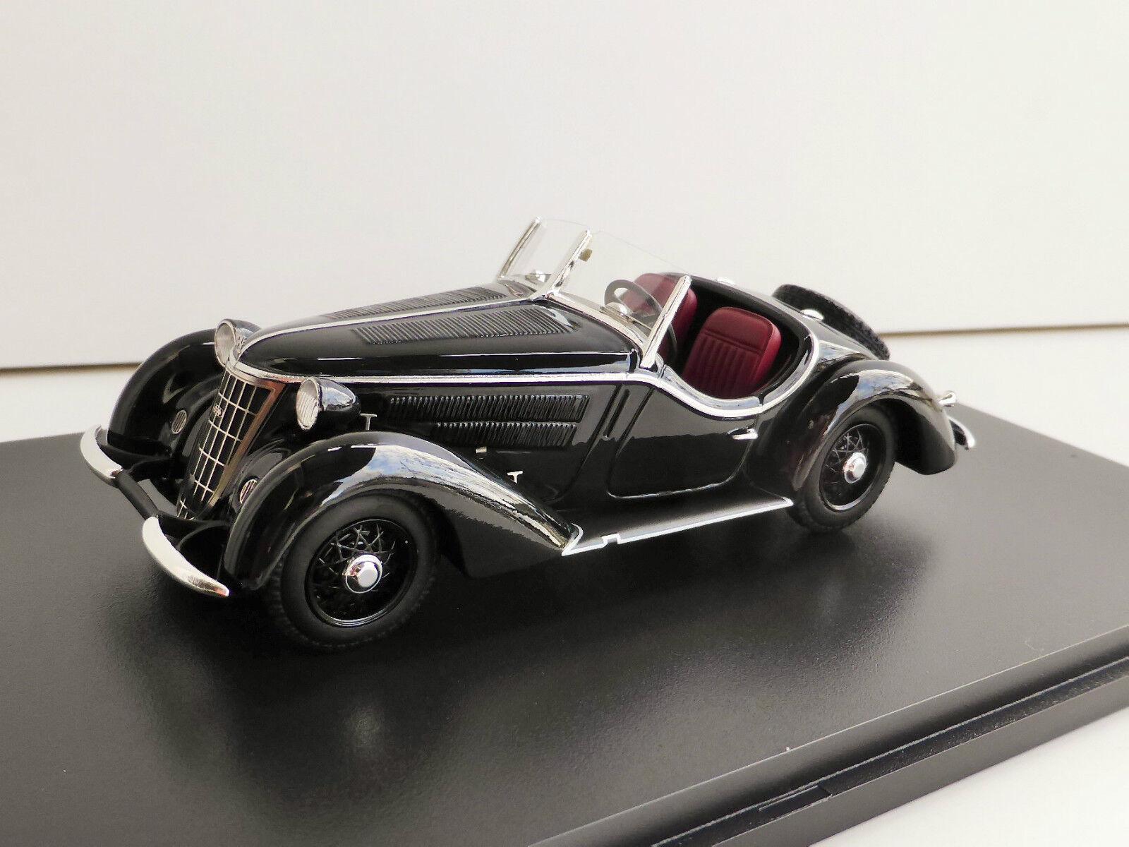 Wanderer W25K Roadster 1936 1 43 NEOSCALEMODELS Neo 43230 W25 W 25 Audi