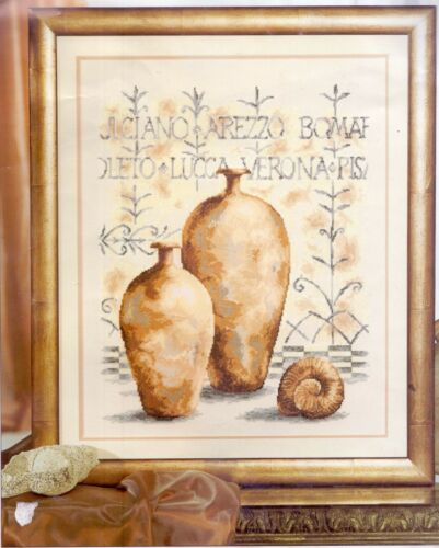 """Vervaco Counted Cross Stitch Kit  """"Lucca"""""""