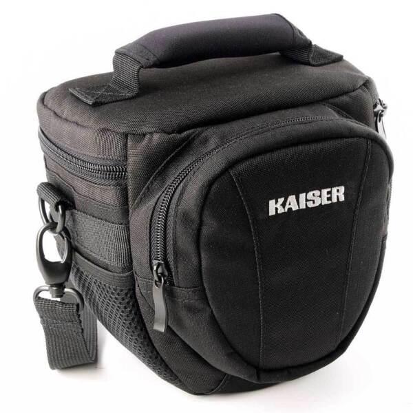DéTerminé Kaiser 8818 Easyloader Étui Style Medium Slr Caméra Sac Bandoulière Sac Ceinture Fabrication Habile