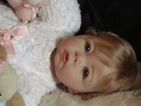 REBORN KNOOPS LUCA CUSTOM MADE BABY GIRL/BOY YOU CHOOSE !