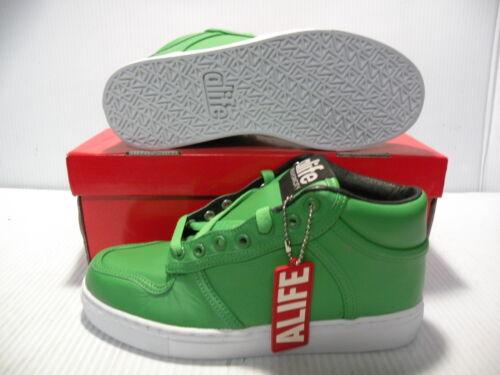 Nuovo da Pro pelle Alife in Sneaker verde 5 donna 5 Mid Everybody taglia S91evhmp f6v7Ybyg