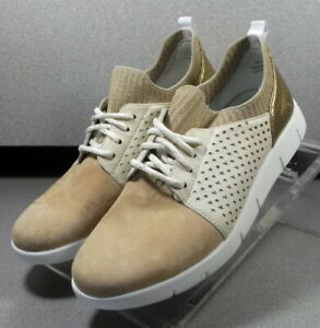 7816113-LSP30-Women-039-s-Shoes-Size-7-M-Beige-Leather-Lace-Up-Johnston-amp-Murphy