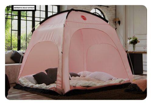 DDASUMI Premium Indoor Warm Tent Child Play Tent, Cold air Blocking